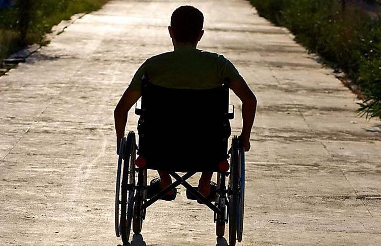 Варвары-дикари  устроили погром в центре детей-инвалидов в Севастополе