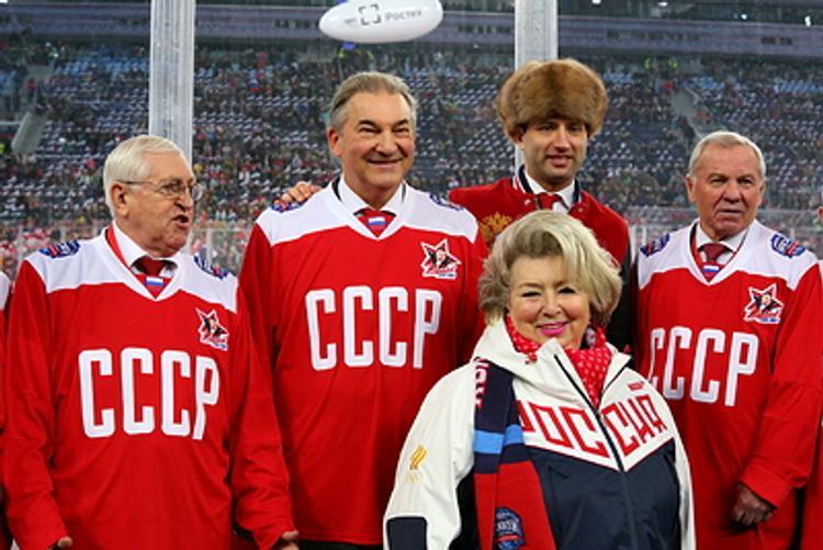 Татьяна Тарасова прокомментировала отстранение России от соревнований решением WADA