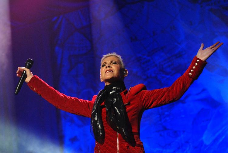 Скончалась вокалистка группы Roxette Мари Фредрикссон