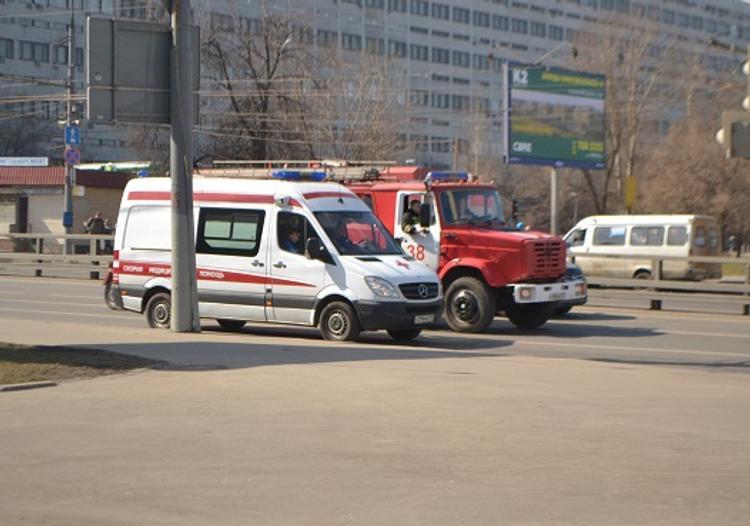 Эвакуировали торговый центр в Химках