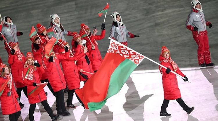 Российские спортсмены выступят под флагом Белоруссии?