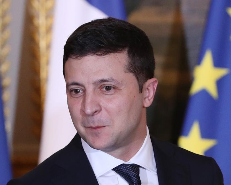 Зеленский назвал протесты в Киеве