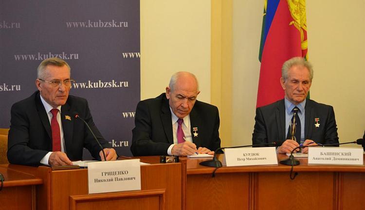 В ЗСК прошло совместное юбилейное заседание четырех комитетов