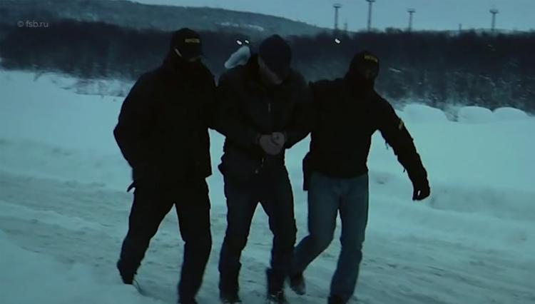 ФСБ поймала правосека, готовившего теракт