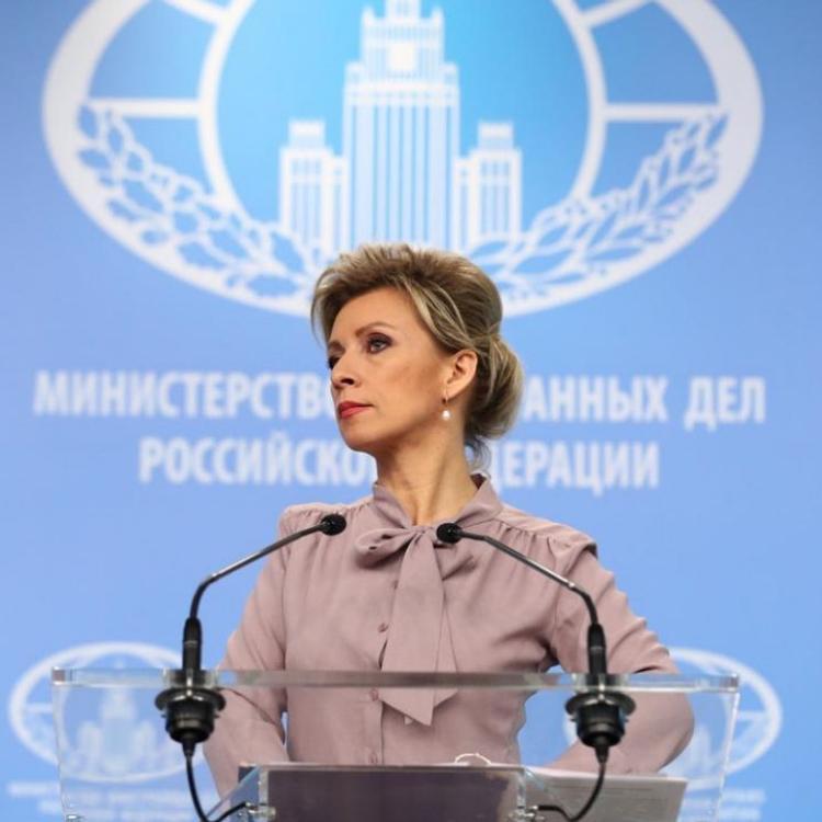 Захарова призналась, почему не собирается ехать в Тбилиси