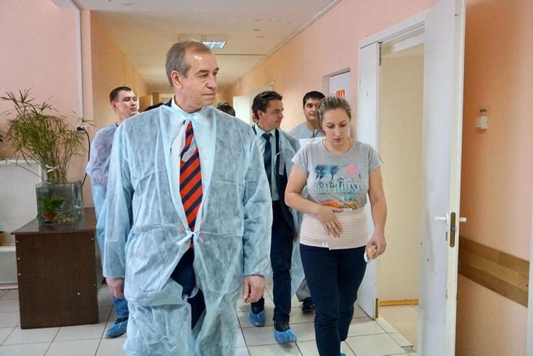 Сергей Левченко  обратился  к жителям Иркутской области с важными словами