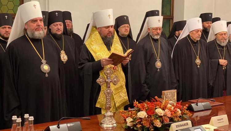 На Украине автокефалия заявила о ликвидации раскольников