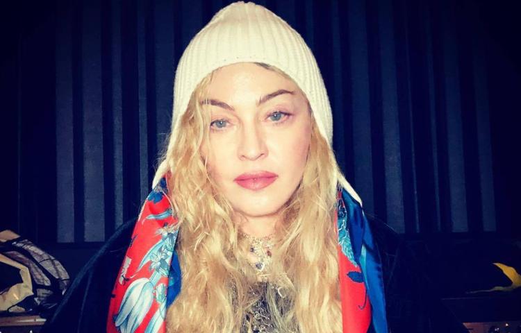 Новый спутник Мадонны младше певицы на 35 лет