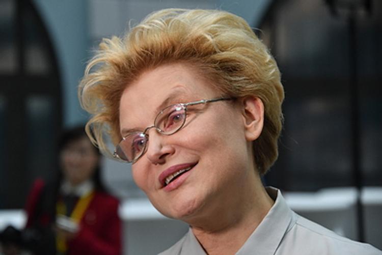 Малышева опровергла, что ее соведущего не пустили в Москву