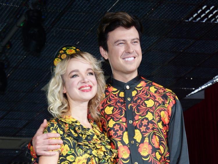 Цымбалюк-Романовская прокомментировала информацию о расставании с Шаляпиным
