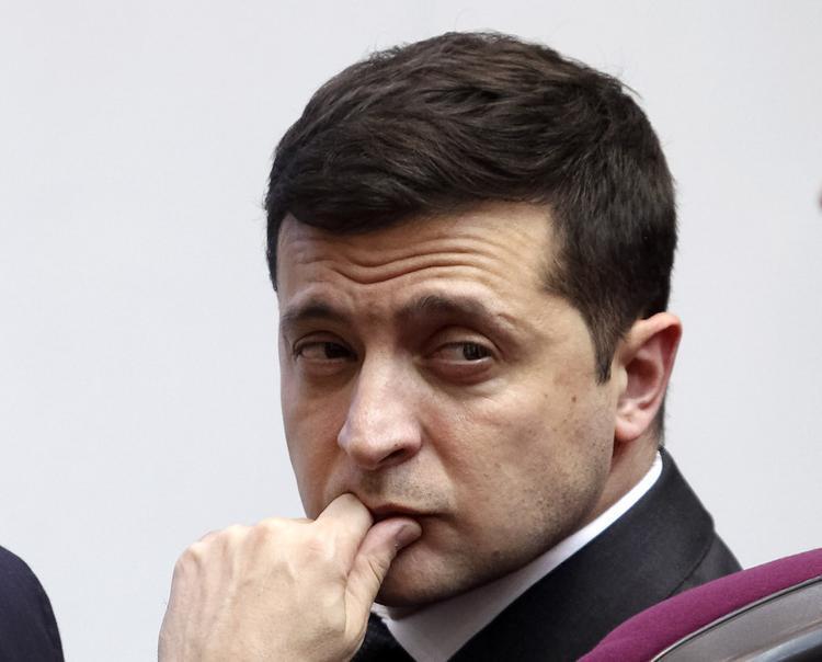 МИД Украины: визит Зеленского в США не является своевременным