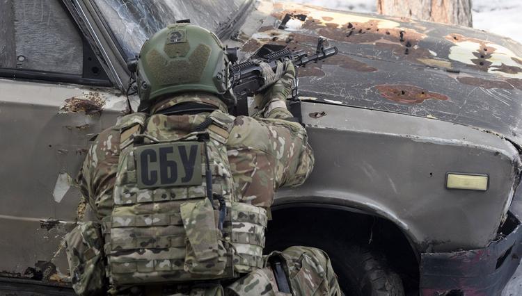 На Украине убили опергруппу СБУ, про которую рассказывал «Джокер»
