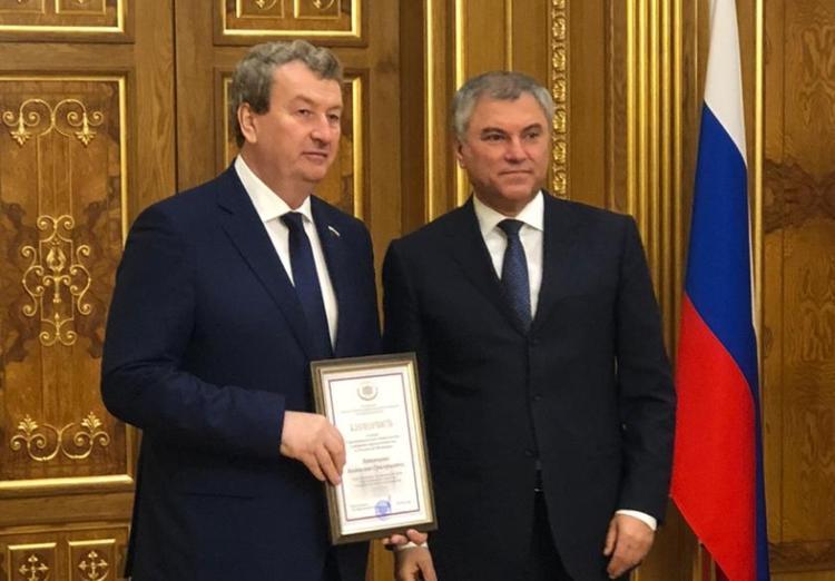 Челябинский депутат Госдумы поработал над 51 законопроектом