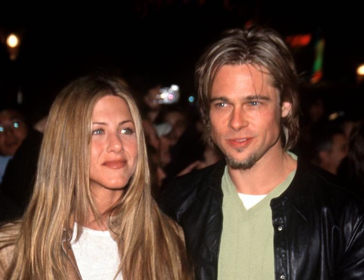Брэд Питт спровоцировал слухи о воссоединении со своей бывшей женой Дженнифер Энистон