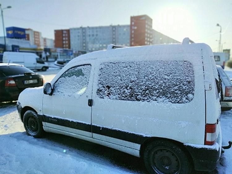 В сети ругают  мужчину, снявшего на видео в Красноярске на морозе голую и разутую девушку