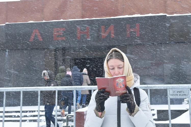 Пророчество о начале войны в России после захоронения Ленина огласили в сети