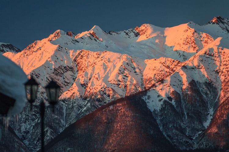 «Лыжная стрела», единые ski-pass и ski-bus ожидают туристов в Сочи