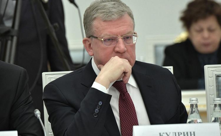Глава СП Алексей Кудрин оценил  выполнение   нацпроектов