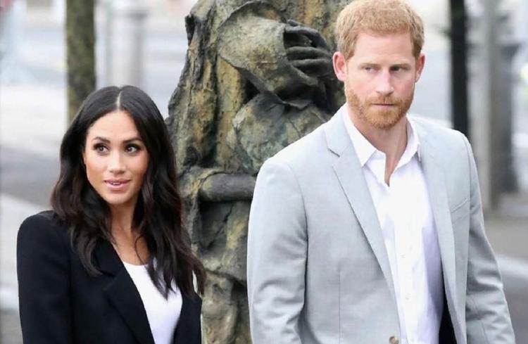 Ресторан в Канаде отказался принимать у себя принца Гарри и Меган Маркл