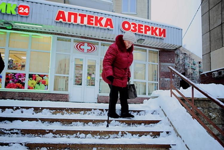 С 1 января в России  проиндексировали пенсии