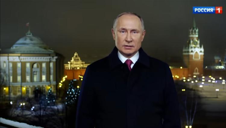 Украинцы искали на Новый год возможность посмотреть «Россию-1» и Путина