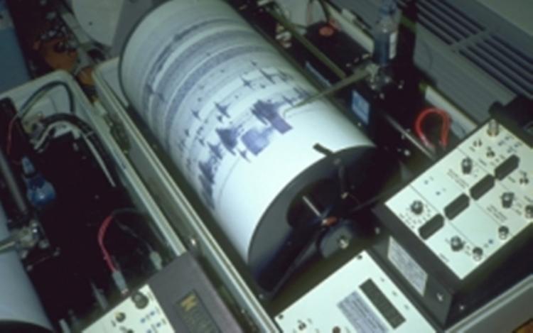 Землетрясение магнитудой 5,6 произошло возле юго-восточного побережья Камчатки