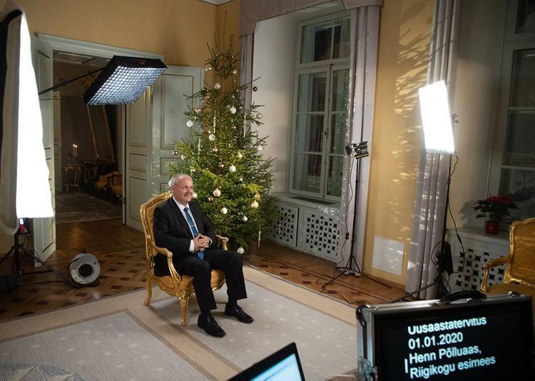 Власти  Эстонии напомнили о территориальных претензиях к России