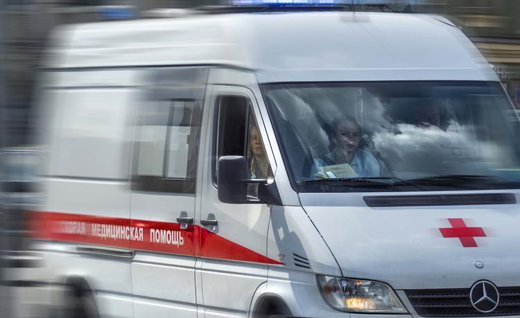 Женщина и ребенок пострадали в ходе ДТП под Петербургом