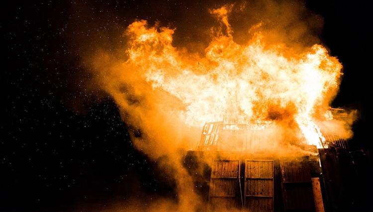 В Марий Эл судимый перепутал и спалил 3 дома