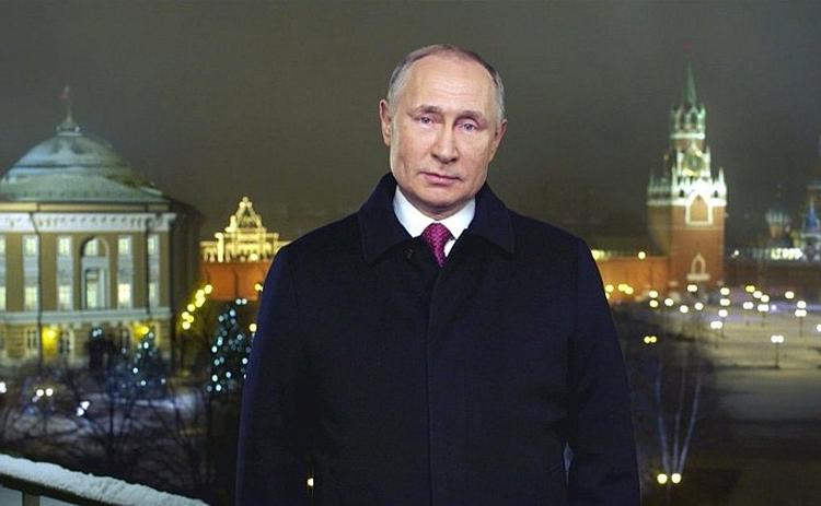 Путин поднимет тему повышения уровня доходов  населения в послании Федеральному собранию 15 января