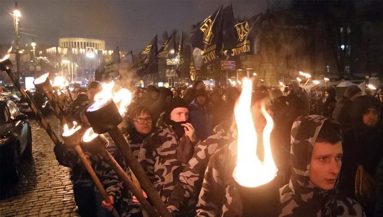 Киев «отплевался» от заявлений Польши и Израиля по Бандере