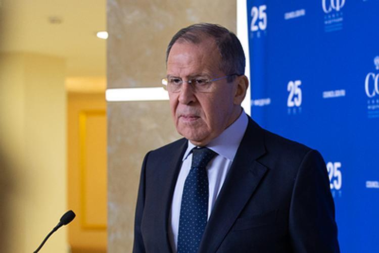 Сергей Лавров выразил соболезнования главе МИД Ирана в связи с гибелью генерала Касема Сулеймани