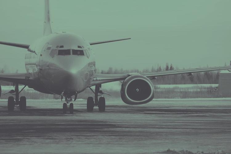 Самолет, следовавший из Тюмени в Петербург, совершил экстренную посадку в Перми