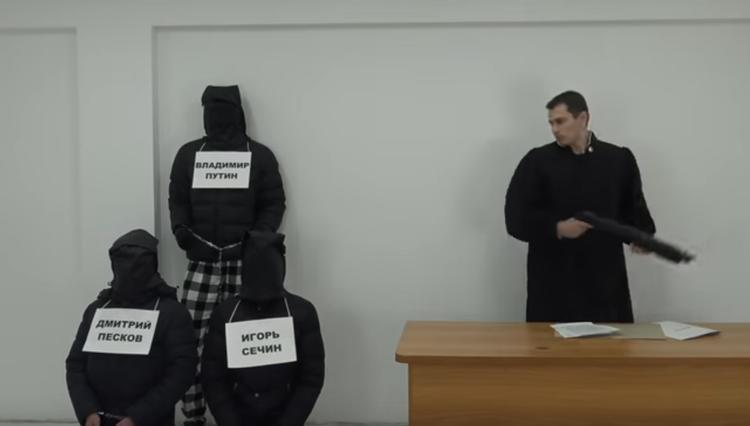 В Татарстане завели уголовное дело на автора сериала о казни Пескова и Сечина