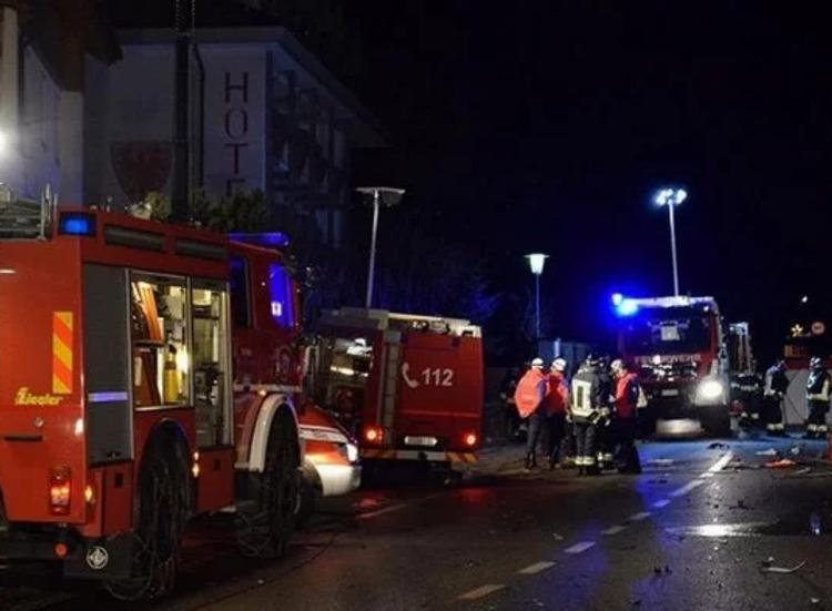В Италии автомобиль наехал на группу немецких туристов. Погибли шесть человек