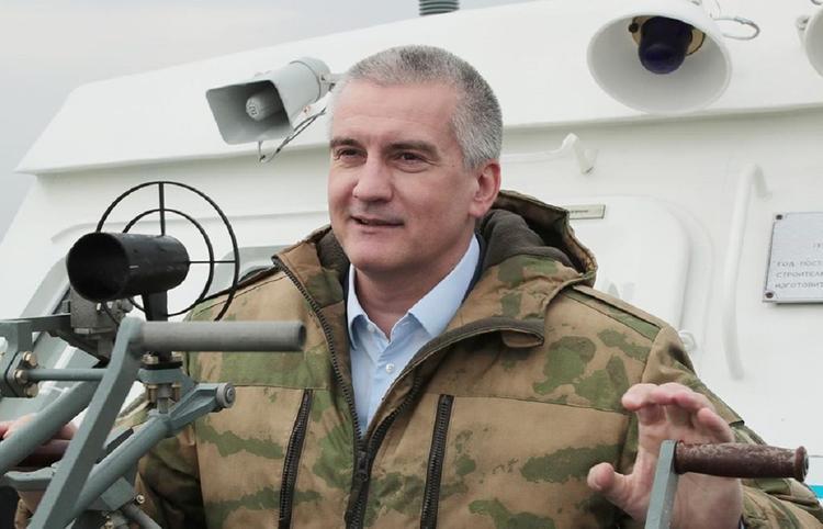Аксенов заявил о признании украинцами российского статуса полуострова Крым
