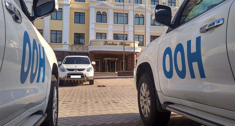 ОБСЕ поймала ВСУ на запрещенном вооружении на передовой