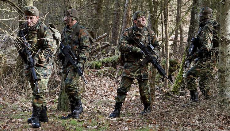 В Европе объявили о выводе военного контингента из Ирака