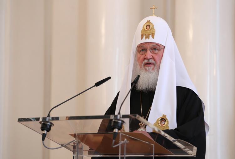 Патриарх Кирилл предложил россиянам дарить Евангелия друг другу на праздники