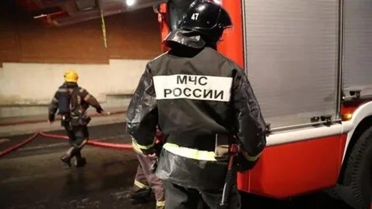 Пожар в тепличном комплексе Подмосковья. По последним данным в огне погибли восемь человек