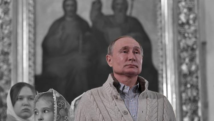 После трагедии в Иране, Путин написал Зеленскому