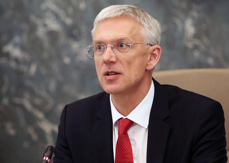 Премьер-министр Латвии: Латвийские военные могут продолжить свою миссию в Ираке