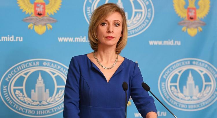 Захарова отреагировала на сообщение об ударах Ирана по базам США в Ираке: