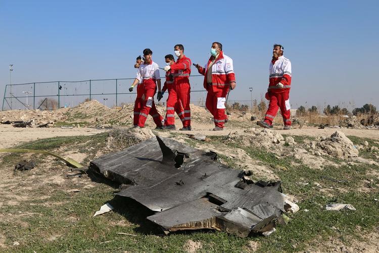 Российский военный эксперт обвинил США в уничтожении украинского Boeing в Иране
