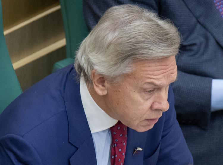 Сенатор Пушков: война с Ираном