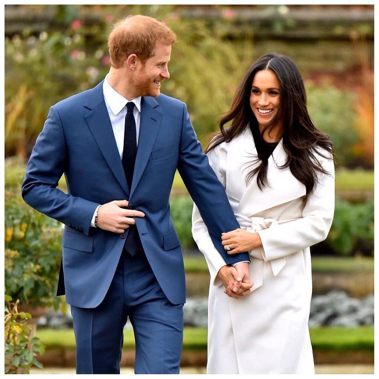 Принц Гарри и его супруга  Меган объявили в соцсетях о решении сложить королевские полномочия