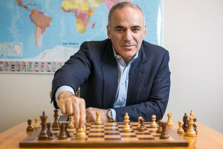 Почему президент Азербайджана Гейдар Алиев назвал Гарри Каспарова предателем?