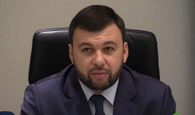 Пушилин пообещал жителям ДНР к 2022 году зарплаты и пенсии как в Ростовской области