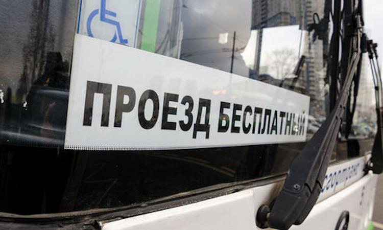В Рождество  водитель севастопольской маршрутки перевозил горожан  совершенно  бесплатно