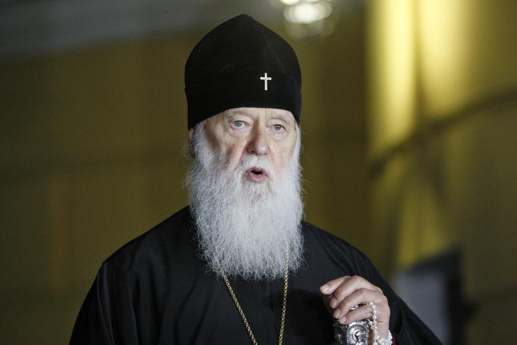 Филарет отозвал свою подпись с резолюции объединительного собора, ПЦУ возражает